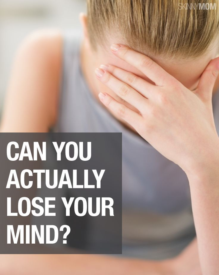 Can stress be causing this?  Find out here.