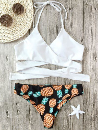 GET $50 NOW | Join Zaful: Get YOUR $50 NOW!http://m.zaful.com/halter-pineapple-print-wrap-bikini-p_288332.html?seid=4204957zf288332