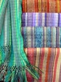 These beautiful scarves were handsewn in Guatemala!