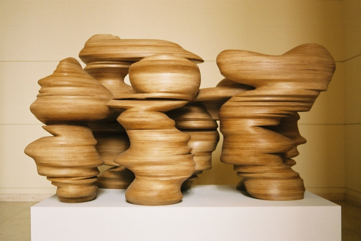 tony cragg - photo by Matt Young
