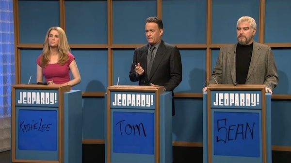 Celebrity Jeopardy! Kathie Lee, Tom Hanks, Sean Connery ...