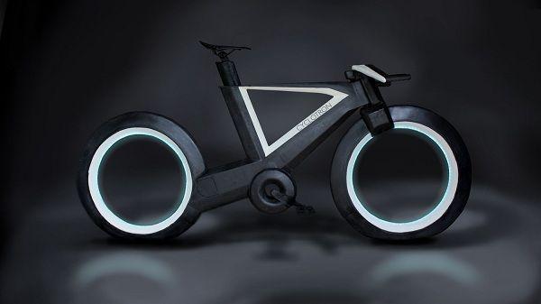 Bicicleta ciclotronica