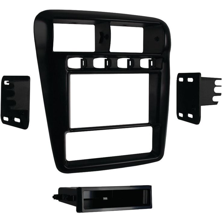 Metra 1997-2002 Chevrolet Camaro Double-din And Iso-din With Pocket Installation Kit