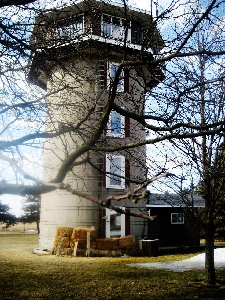 17 Best ideas about Silo House on Pinterest | Grain silo, Shed ...