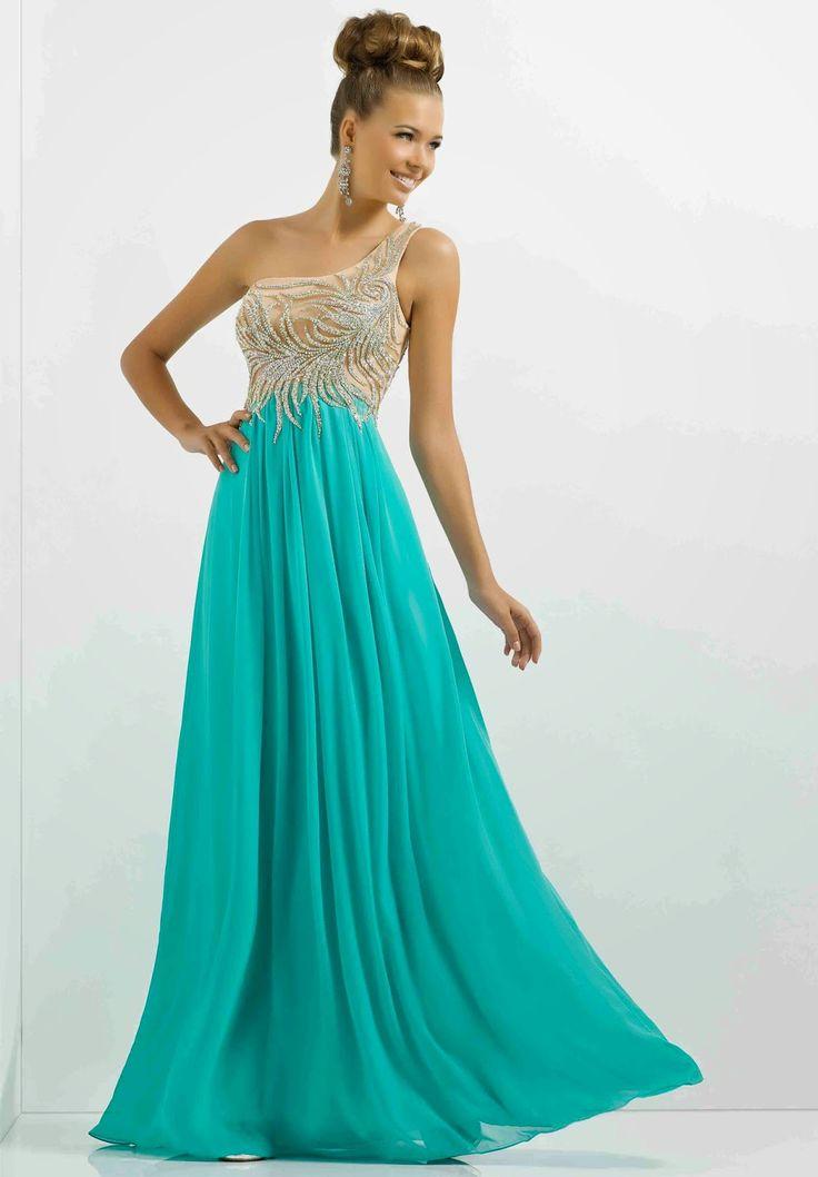 Bonitos vestidos Largos de fiesta para jovencitas | Especial vestidos largos