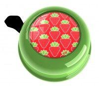#bell #ilovemybike #colorfulbells #fashionbike #bike #cycling #best  #strawberries #green #redfruit #summer #create