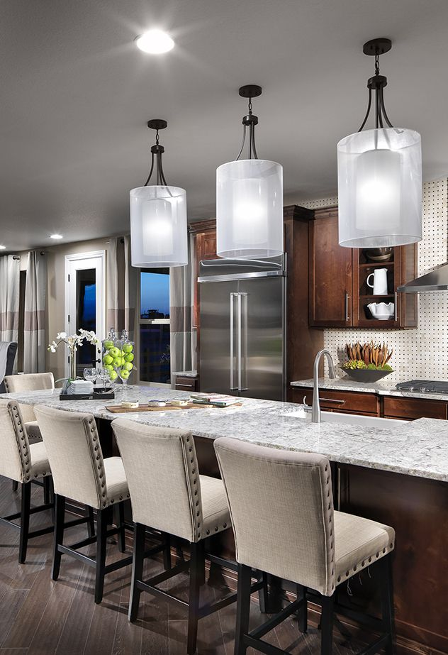 When It Comes To Lighting Your Kitchen Don T Be Afraid To Make A Open Concept
