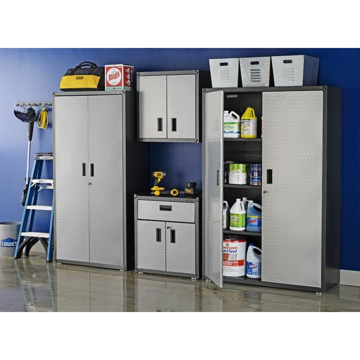 Shop Gladiator Garage Works Gladiator Large GearBox at Lowe's Canada. Find our selection of garage cabinets at the lowest price guaranteed with price match + 10% off.