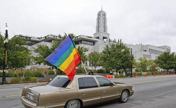 Iglesia mormona reniega de sus fieles homosexuales   AdriBosch's Magazine