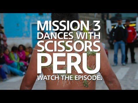Dances with Scissors - See more at traveldoco.com
