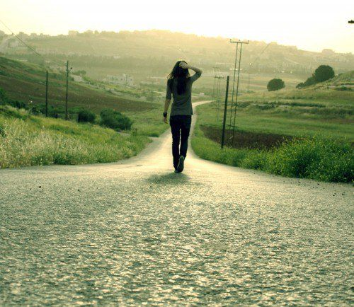 Try Harder or Walk Away: The Decision. | elephant journal