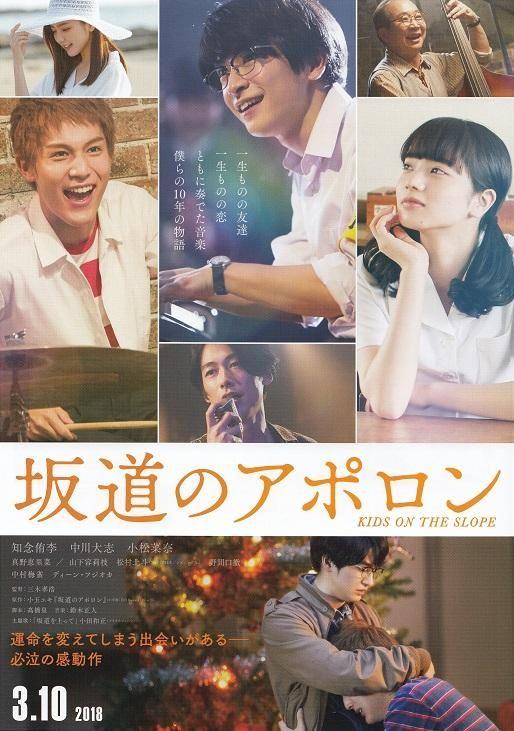 Download Film Kids On The Slope Sakamichi No Apollon 2018
