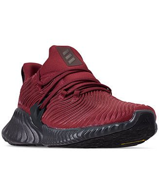 d9608a620 adidas Men s AlphaBounce Instinct Running Sneakers from Finish Line Men -  Finish Line Athletic Shoes - Macy s