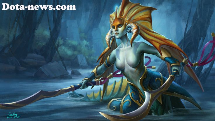 Naga Siren Guide Indonesia http://www.dota-news.com/2015/09/naga-siren-guide-arteezy.html great guide #dota2 #dota #dotaguide