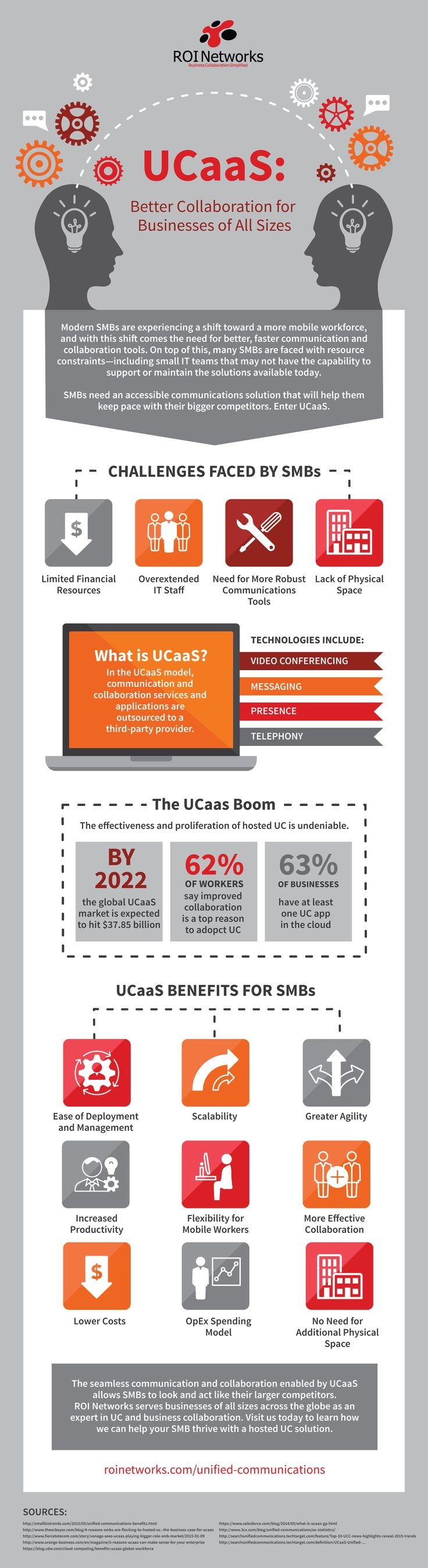 #SMBs #collaborate and #communicate better with #UCaaS