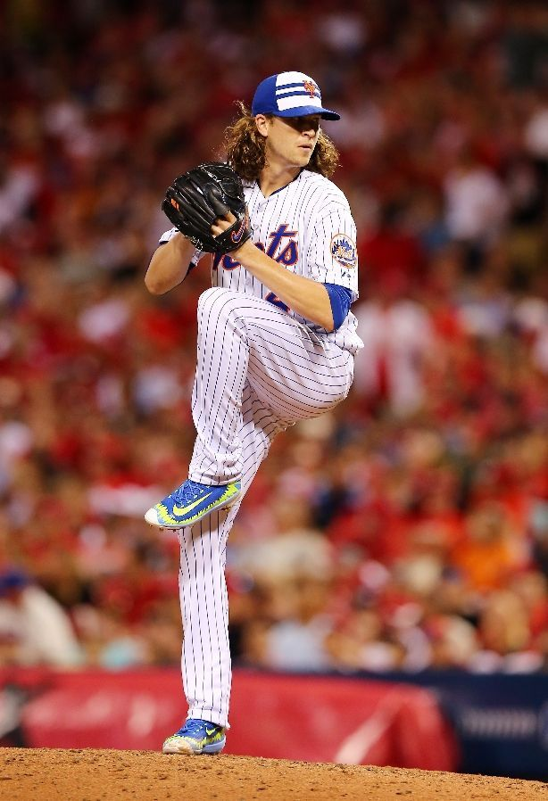 2015 ASG: Jacob deGrom, NYM.  One  humble badass of a pitcher.