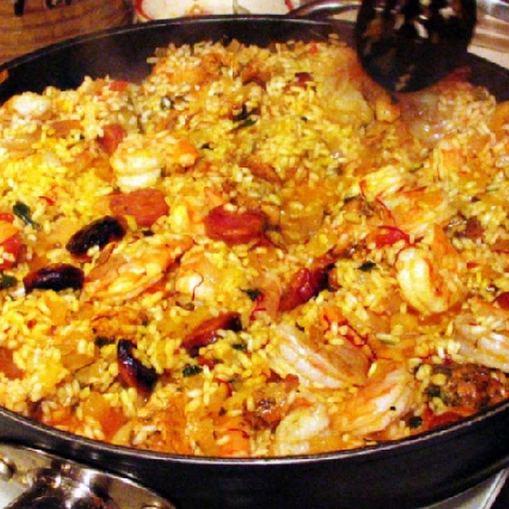 Dinner Ideas For Birthday Party Part - 38: Birthday Party Paella II Recipe