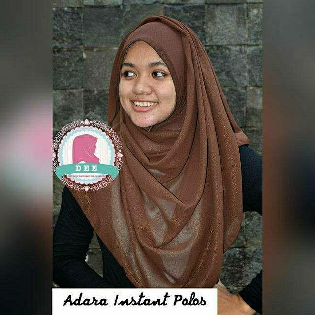 Saya menjual Adara jilbab instant seharga Rp75.000. Dapatkan produk ini hanya di Shopee! http://shopee.co.id/deedee18_/1684775 #ShopeeID