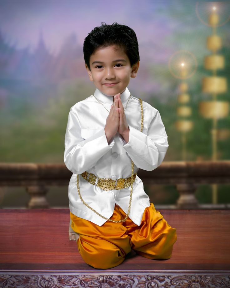 Traditional Costumes for boys