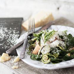 ... fiddlehead fern and pomelo salad seasonal eats fiddlehead fern and