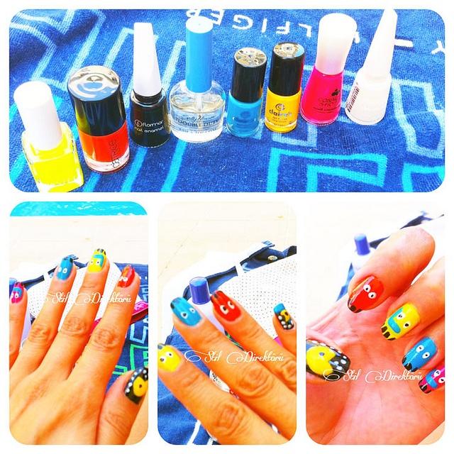 http://www.stildirektoru.com/2011/07/pac-man-trnaklarm.html #nail  #nailart #pacman