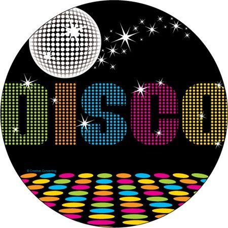 7 disco 70 39 s party dessert plates feature a dance floor for 13 floor theme