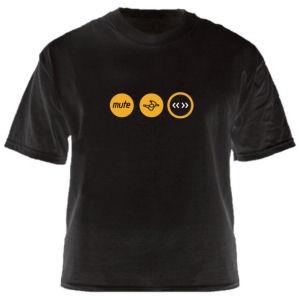 Mute: Mute Arrow T-Shirt