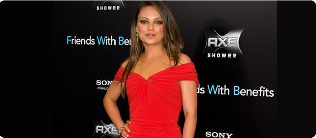 How Mila Kunis Got Fit for Friends with Benefits  Good exercises explained. P.A.S.E. system