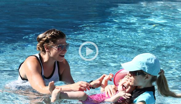 AquaMobile provides private swim lessons in the Houston Metro Area in your own home pool! Our certified & insured instructors teach all ages & skill levels.