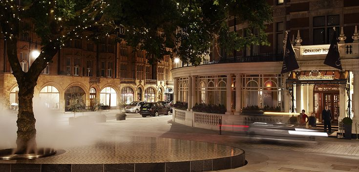 The Connaught luxury hotel London