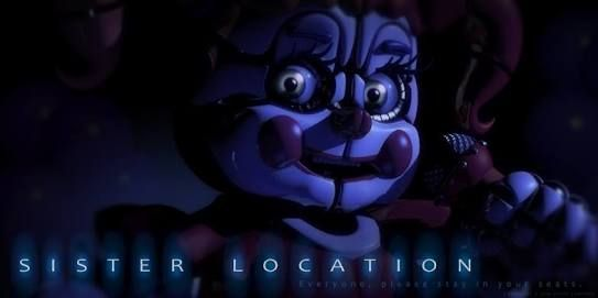 fnaf sister location - Google Search