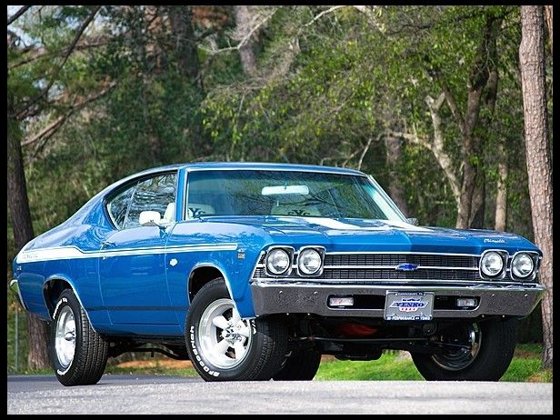 1969 Chevrolet Chevelle | Mecum Auctions