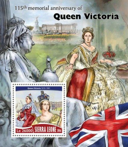 SRL16713b 115th memorial anniversary of Queen Victoria (Queen Victoria (1819–1901))