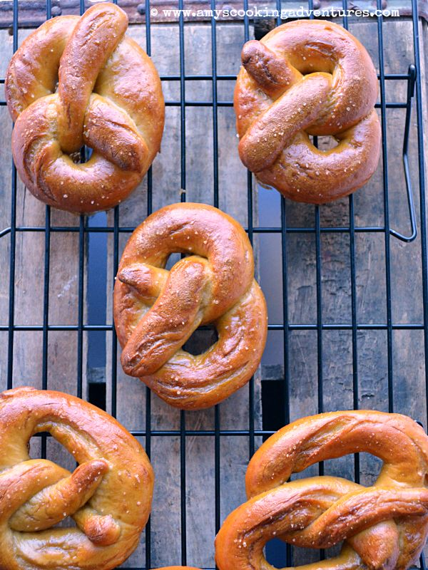 Today I baked baking soda, because science (more on that in a minute)     And I baked pretzels, because my kids are adorable.     It all...