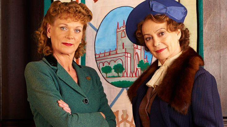Samantha Bond (Downton Abbey) and Francesca Annis (Reckless) star in this story of inspiring women in an English village in WWII. See full episodes online.