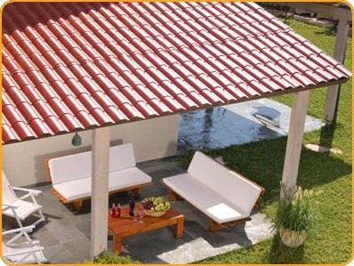Roofing For Outdoor Patio Awning