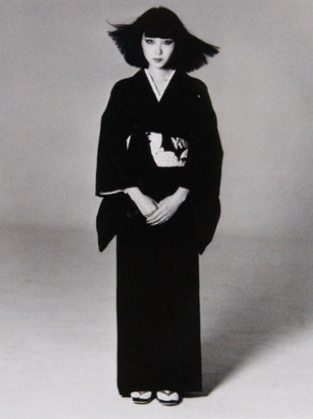 山口小夜子  Sayoko Yamaguchi