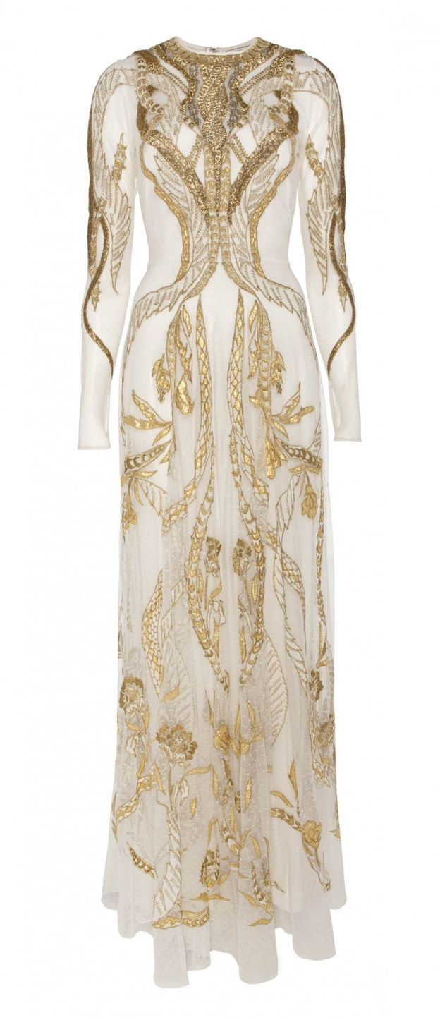 Temperley London gown