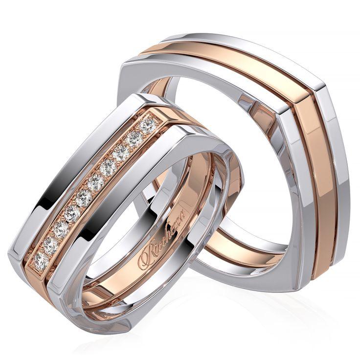 Обручальные кольца из комбинированного золота это не только дань моде, но и способ сочетать обручальное кольцо с украшениями из драгоценного металла любого оттенка. Обручальные кольца с бриллиантами - это ,безусловно, уже традиция. Кольца украшают самым прочным в мире драгоценным камнем, символом бесконечной надежности, вечности и благополучия. Обручальные кольца с бриллиантами очень выгодно подчеркнут Ваш новый социальный