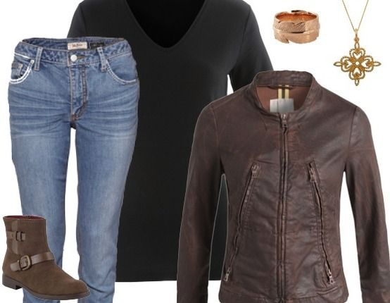 Female Dean Winchester Outfit (stylefruits.de)