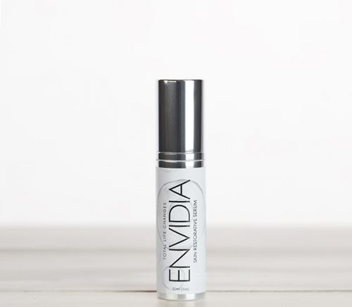 Rejuvenate your skin with Envidia Skin Serum. It is intended to help revitalize the skin and promote a firmer, younger looking complexion. Check it out at http://givemethetea.com
