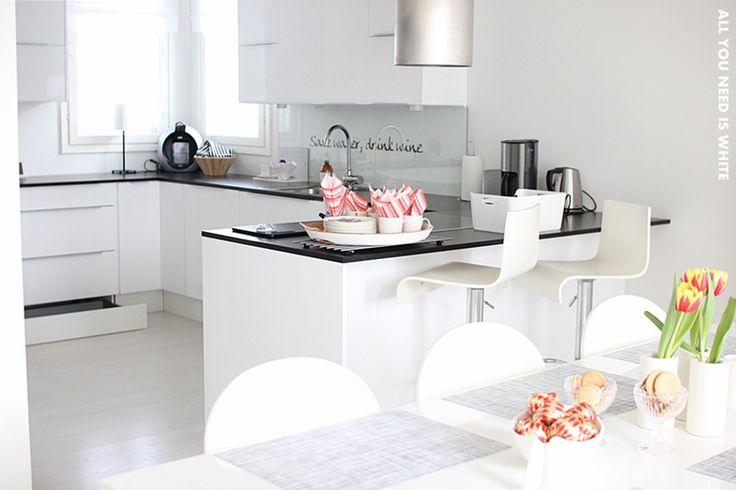 Inspiring viviendas: Todo lo que necesitas es blanco | Días Nórdicos