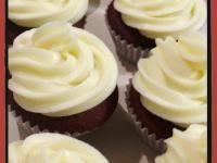 Recipe Easy As Red Velvet Cupcakes & Buttercream Icing by Megan Stallard - Recipe of category Baking - sweet