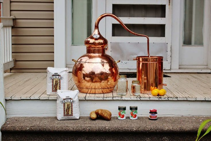 Amazon.com: 10 Gallon Moonshine Still: Home Brewing And Wine Making Equipment: Kitchen & Dining