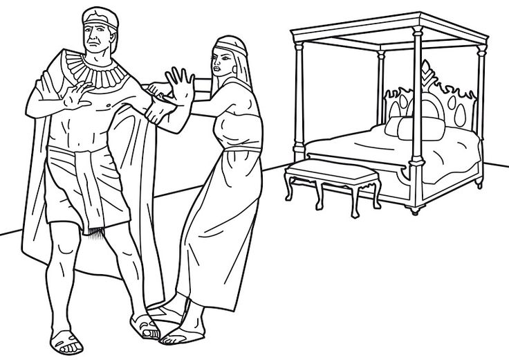 david and his brothers coloring page 17 meilleures images propos de joseph and his brothers