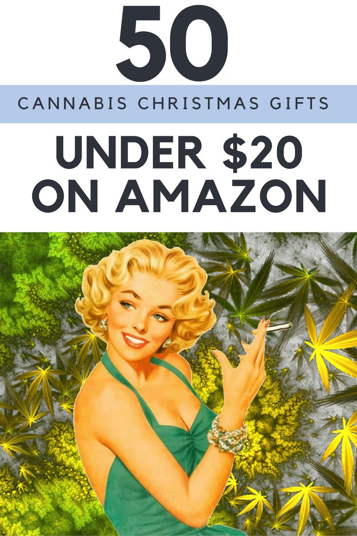 50 Cannabis Christmas Gifts Under $20 (on Amazon) If your shopping for a cannabis patient or even just an old fashioned stoner, there is the gift guide for you.  50 weed related gifts that cannabis users will love.  Stuff the stockings of the stoners you love:  50 Cannabis Gifts Under $20 on Amazon. #marijuana #cannabis #weed http://www.flusteredmom.com/2/post/2016/11/50-cannabis-gifts-stoner-christmas.html