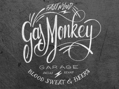 Gas Monkey Garage by bijdevleet