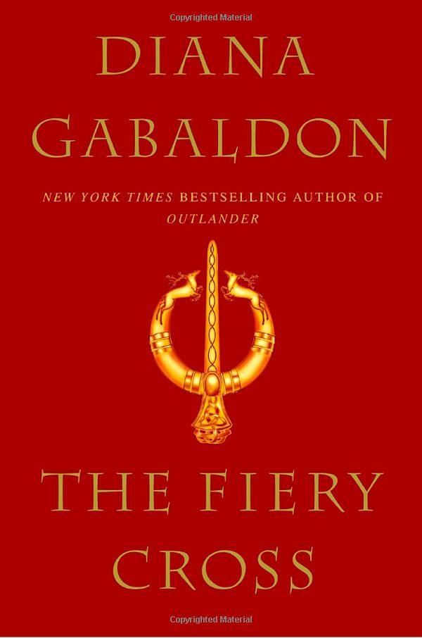 Amazon.com: The Fiery Cross (Outlander) (9780440221661): Diana Gabaldon: Books