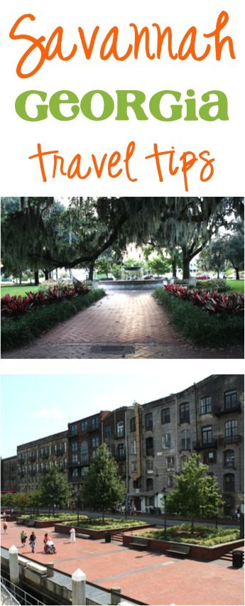 Savannah, Georgia Travel Tips! ~ from TheFrugalGirls.com ~ the best insider tips and tricks for places to go, restaurants to try, and things to do in Savannah!