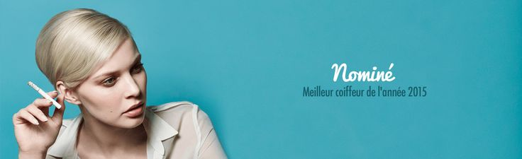 Mario Lopes - Paris nominé meilleur coiffeur de l'année 2015